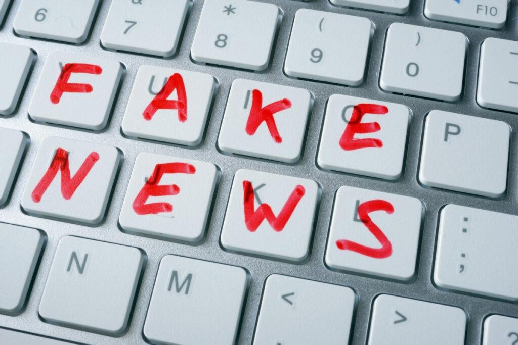fake news na área da saúde