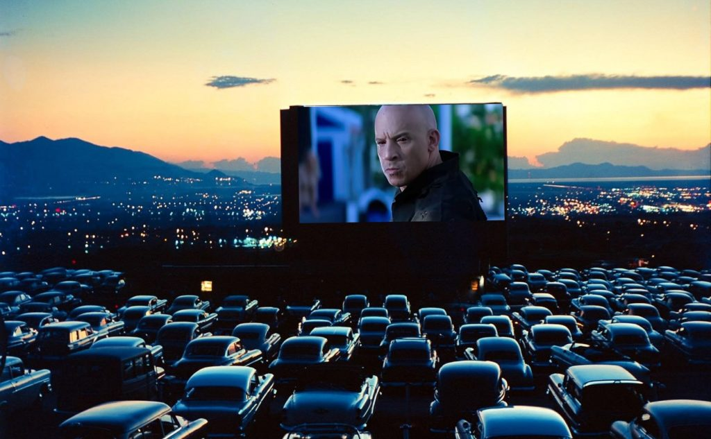 cinema drive in